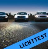 Lichttest - Aktive Sicherheit