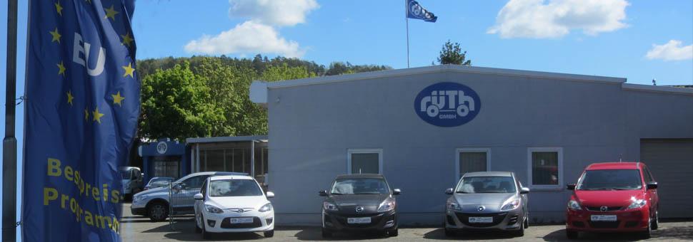 Neu- und Gebrauchtwagen - Wir sind da!Mit uns steht Ihnen ein Autohaus für Bestellfahrzeuge, EU-Neu- und Gebrauchtwagen aller Marken zur Seite.Hier informieren